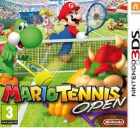 Mario Tennis Open Selects 3DS Spiel spēle