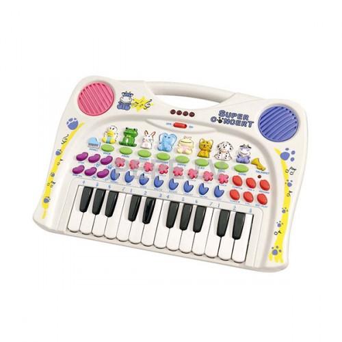 Simba Keyboard - 106833600 mūzikas instruments