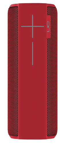 Logitech  Ultimate Ears Lava Red UE MegaBoom pārnēsājamais skaļrunis