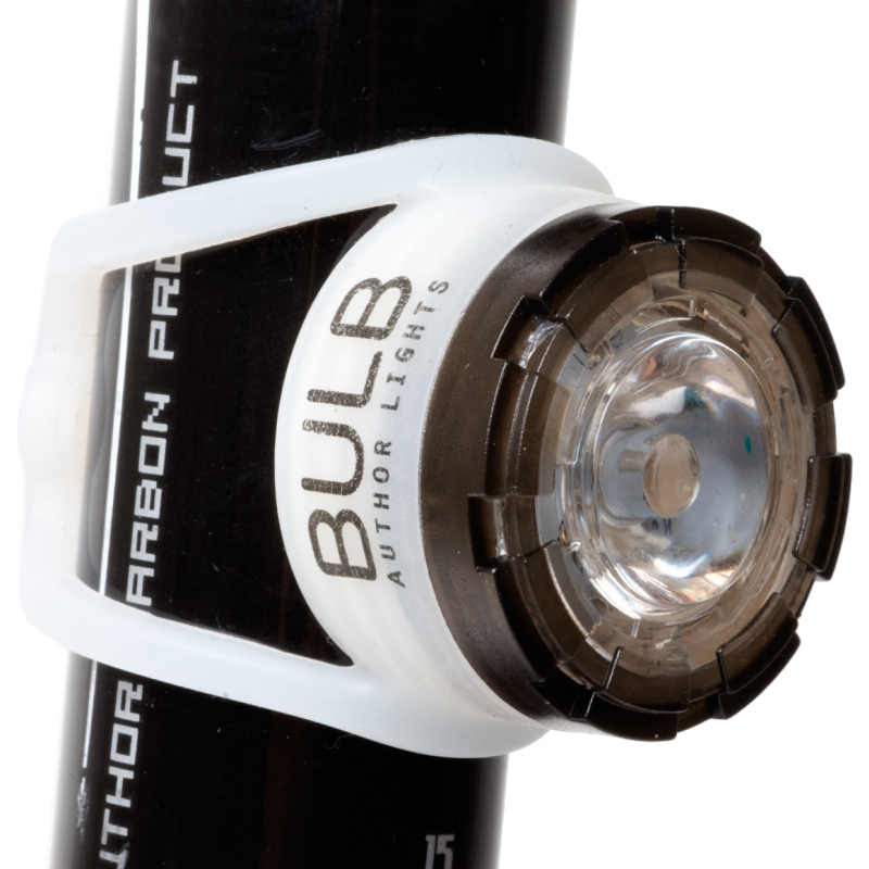 AUTHOR A-Bulb R white/clear-lens