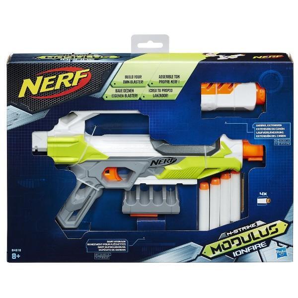 Nerf N-Strike Elite Modulus Ion Fire B4618 Rotaļu ieroči