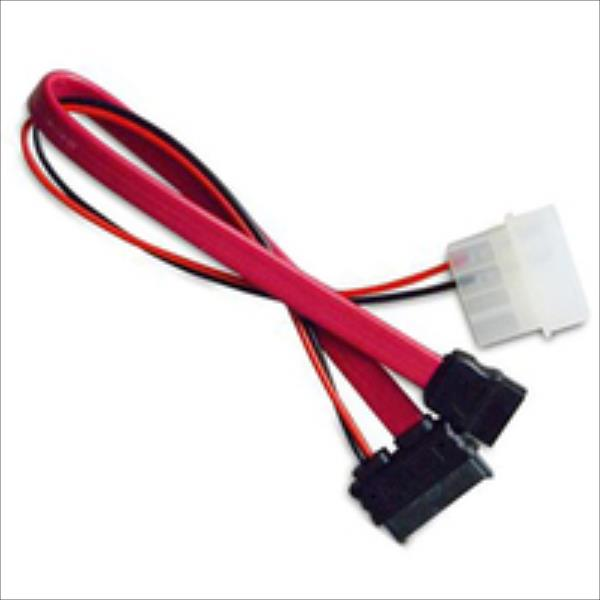 SATA cable for slimline  opticals AK-CB050 adapteris