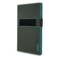 reboon booncover Tablet Tasche Grosze M2 black planšetdatora soma