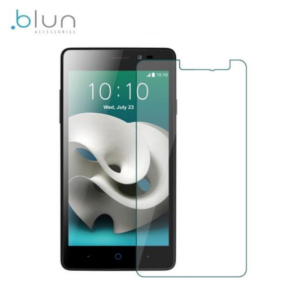 Blun Extreeme Shock 0.33mm / 2.5D Aizsargplēve-stiklss ZTE Blade L3 (EU Blister) aksesuārs mobilajiem telefoniem