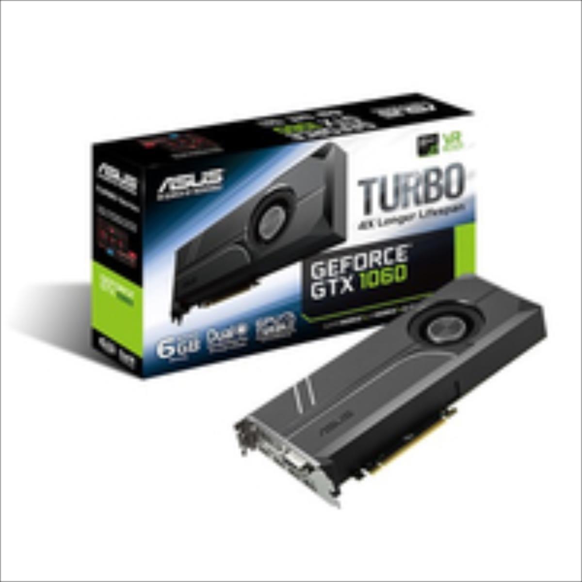 ASUS Turbo-GTX1060-6G video karte