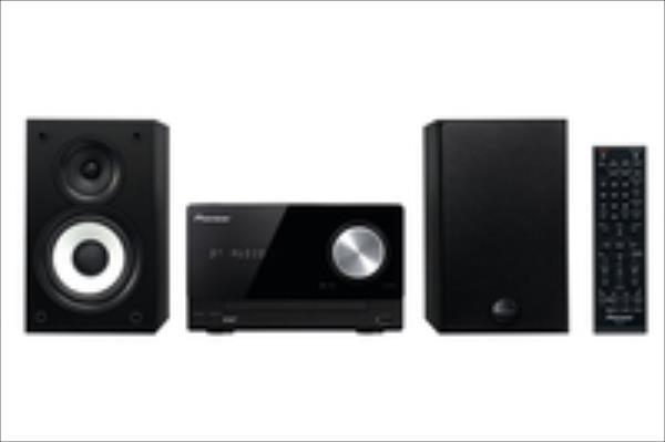 Pioneer X-CM32BTD-K mūzikas centrs