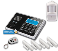 Olympia Protect 9061 Alarmsystem Set