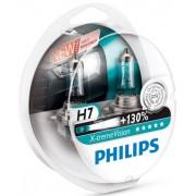 Philips H7  X-treme Vision +130   (2pc) auto spuldze