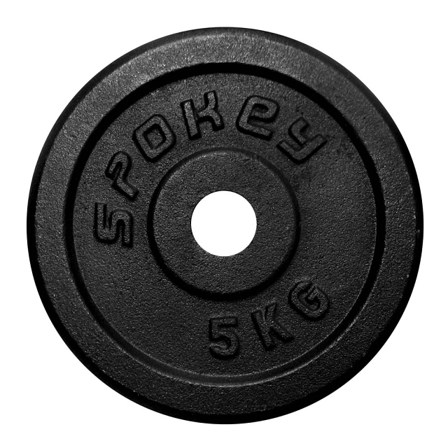 Sinis cast iron 5kg 84422 hanteles