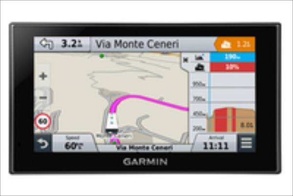 Garmin Camper 660LMT-D Europe+BC 30, Lifetime Map Updates, Lifetime Traffic Navigācijas iekārta