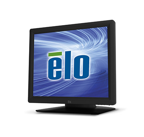 Elo Touch Solutions 1717L, 17, desktop touch, AT zero-bezel,  AccuTouch ET1717L-7UWA-1-GY-ZB-G monitors