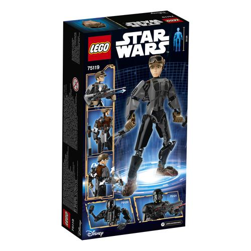 Lego Star Wars 75119 Sergeant Jyn Erso LEGO konstruktors