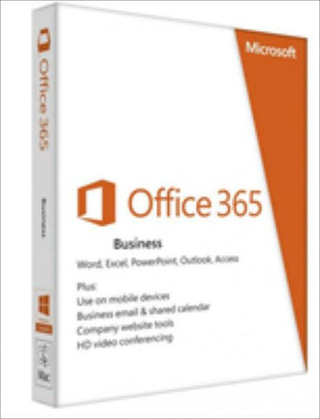 Microsoft Office 365 Business Volume License, Multilingual