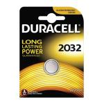 Duracell CR2032 Proffesional Electronics 3V Lithium Litija Baterija (1gab. Blisters) Baterija