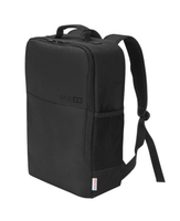 BASE XX B 17.3 Cushioned notebook backpack black portatīvo datoru soma, apvalks