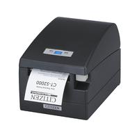 Citizen CT-S2000, 203dpi, USB, Black direct thermal (two-colour) 8-CTS2000USBBK uzlīmju printeris