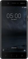 Nokia 5 Dual SIM black Mobilais Telefons