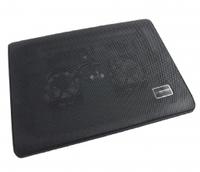 ESPERANZA Notebook Stand Cooling TIVANO EA144, Illuminated Fans portatīvā datora dzesētājs, paliknis