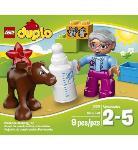 Lego Duplo Baby Calf 10521 LEGO konstruktors