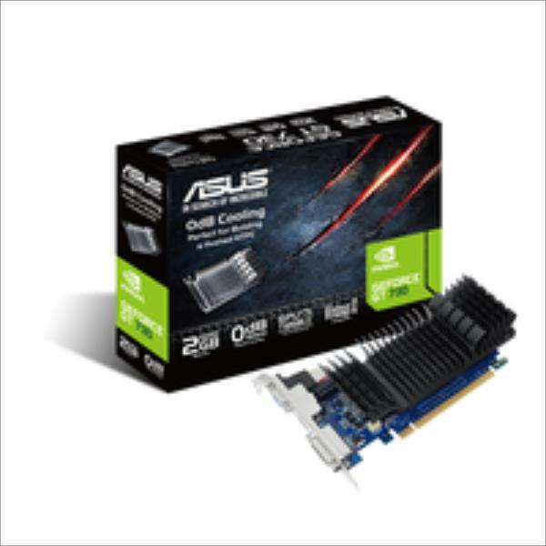 ASUS GT730-SL-2GD5-BRK   (2GB,DVI,HDMI,Passive,LP) video karte