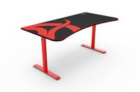 Arozzi Gaming-Tisch Arena rot datorkrēsls, spēļukrēsls