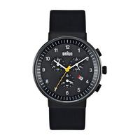 Braun BN 0035 BKBKG Classic Watch Rokas pulksteņi
