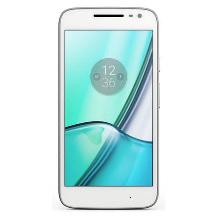 Motorola Moto G4 Play (XT1602) White, 5.0 IPS LCD, 720 x 1280 pixels, Qualcomm, Snapdragon 410, Internal RAM 2 GB, 16 GB, MicroS Mobilais Telefons