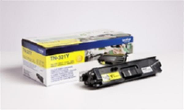Toner Brother TN321Y yellow | 1500 pgs | HL-L8250CDN toneris