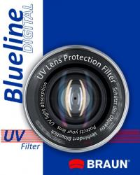 Optical filter BRAUN Blueline UV 52mm UV Filtrs