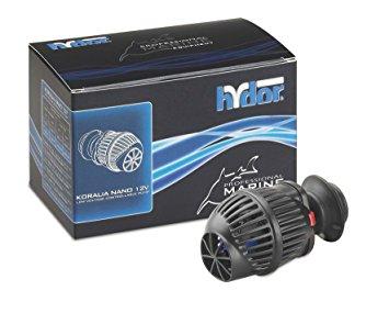 Hydor *- HYDOR Pompa Koralia Nano 12V akvārija filtrs