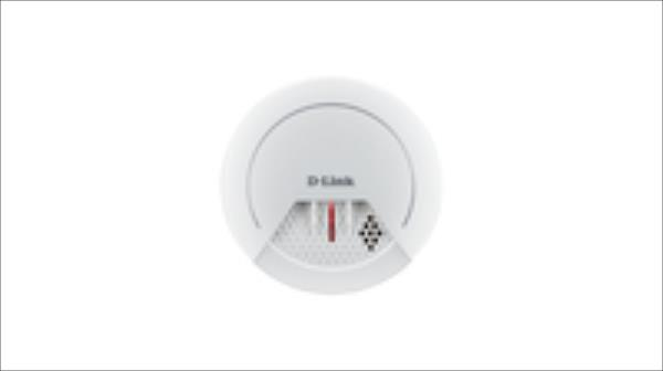 D-Link mydlink Home Smoke Detector novērošanas kamera