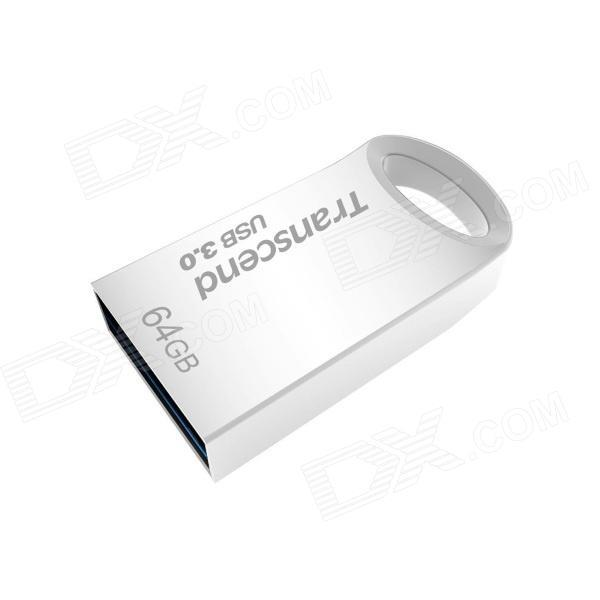 Transcend memory USB Jetflash 710s 64GB (Silver) USB 3.0 Water/shock/dust proof USB Flash atmiņa