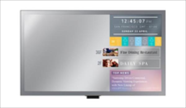 Samsung Smart Signage ML55E    139,7cm(55) Mirror Display publiskie, komerciālie info ekrāni
