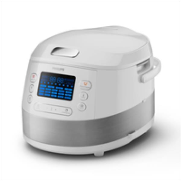 Philips Multicooker HD4731/70 3D Heating Stage Cooking 5 L Multivārāmais katls