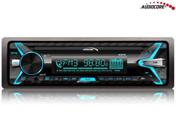 Audiocore AC9710 MP3/WMA /USB/RDS/SD ISO automagnetola