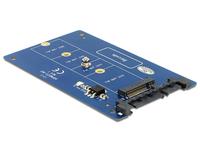 Delock Converter SATA 22 Pin > M.2 NGFF karte