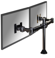 TV SET ACC DESK MOUNT BLACK/10-27