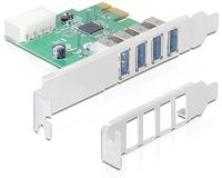 Delock PCI Express Card > 4x USB 3.0 karte