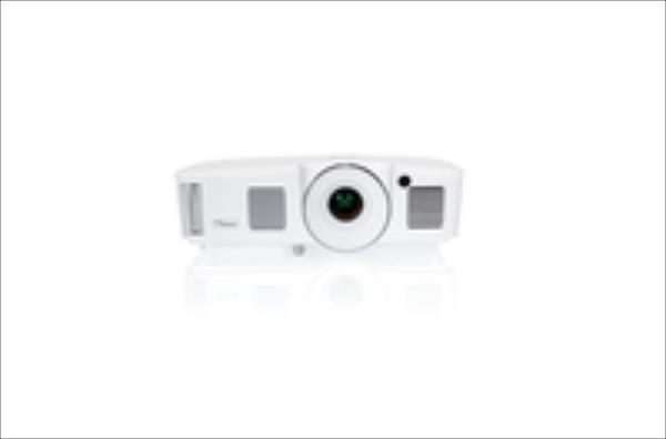 Projector Optoma W402 (DLP, 4500 ANSI, WXGA, 20000:1) projektors