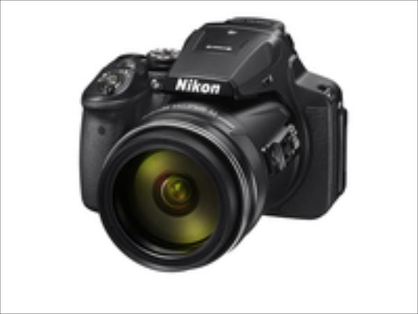 Nikon Coolpix P900 Black Digitālā kamera