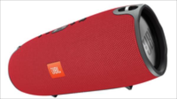JBL Xtreme Bluetooth Red pārnēsājamais skaļrunis