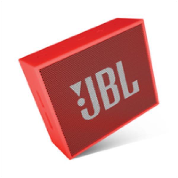JBL GO Bluetooth Red pārnēsājamais skaļrunis