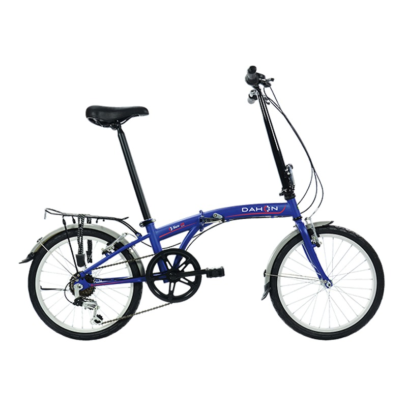 SUV D6 YS7102 HiTen dark blue 20'' BAT061 Pilsētas velosipēds