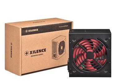 CASE PSU ATX2.3 500W/XN052 XILENCE Barošanas bloks, PSU