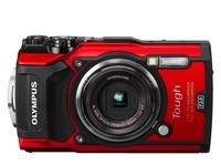 Olympus TG-5 red Digitālā kamera