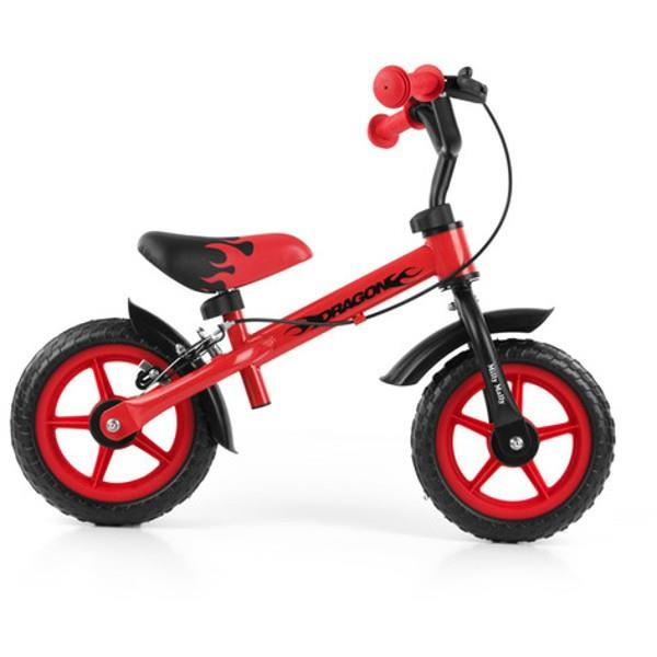 Milly Mally Dragon Red - ML-4850 Skrejriteņi