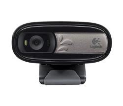 Logitech Webcam C170, USB, Black - New packing web kamera