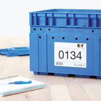 HERMA Inkjet-Etiketten A4 white 210x297 mm Papier matt 25 St. biroja tehnikas aksesuāri