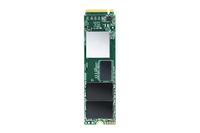 Transcend MTE850 (M.2 2280) PCIe Gen3 x4 256GB SSD disks