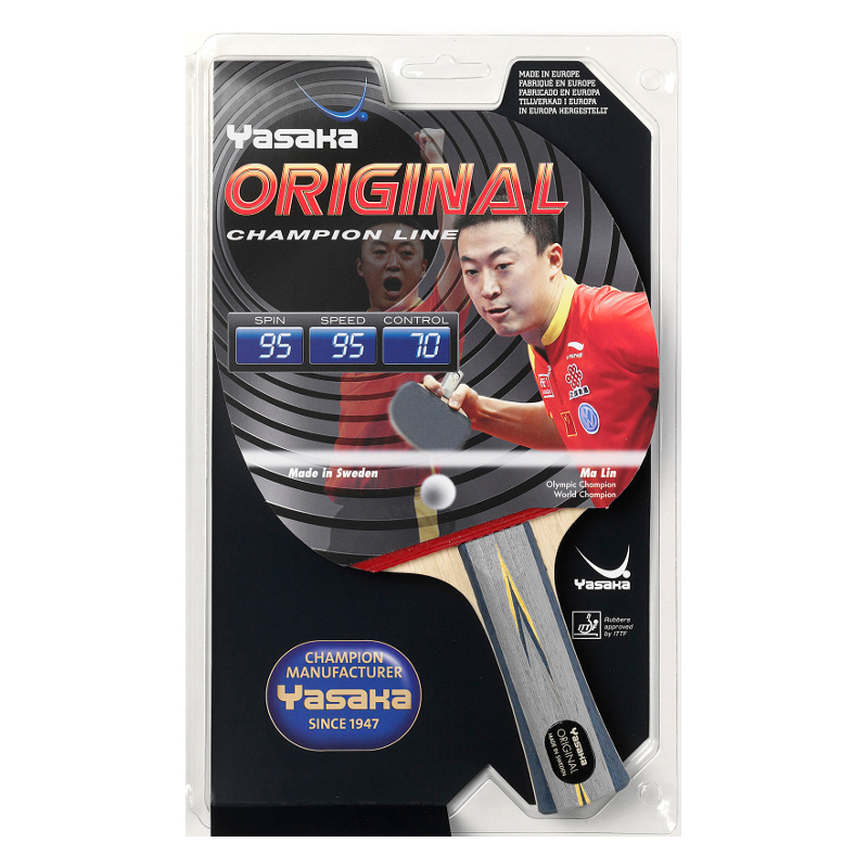 Original 300212 badmintona rakete